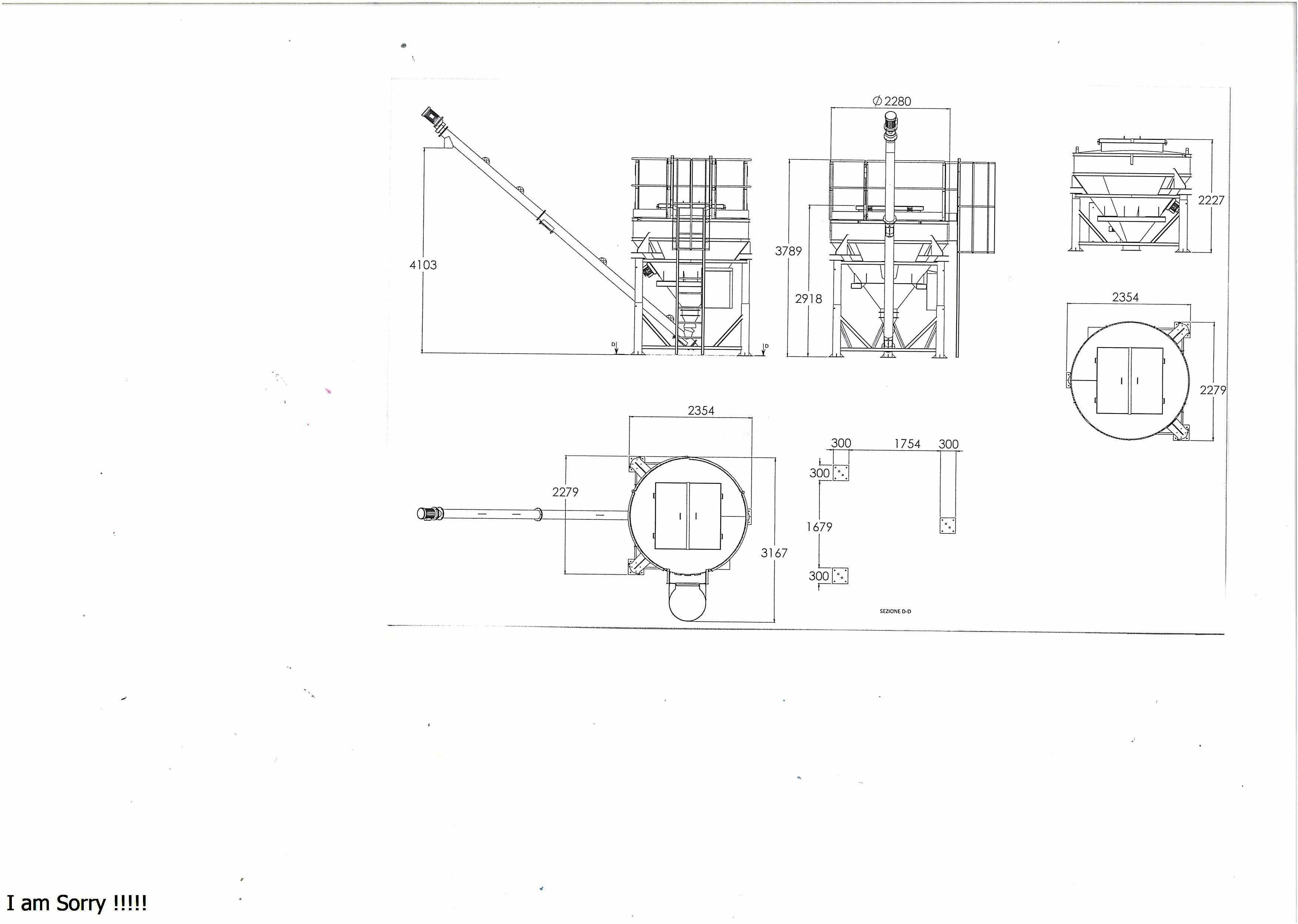 Emailing 3 m3  Small Hopper silo